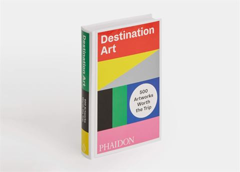 Win one of three copies of Destination Art: 500 Artworks Worth the Trip