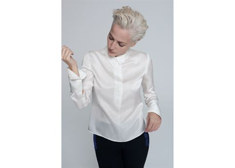 Win a silk blouse from Gillian's new Winser London capsule collection, worth £195