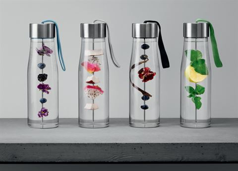 Win one of four Eva Solo MyFlavour drinking bottles, worth £30