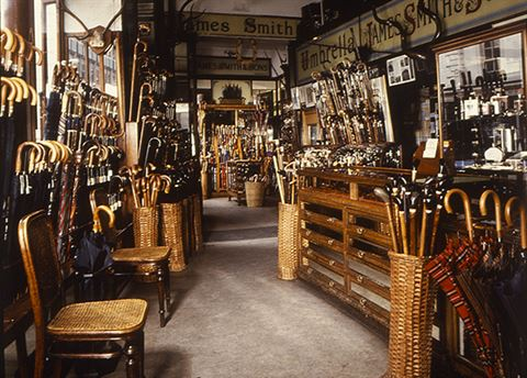 James Smith & Sons, London