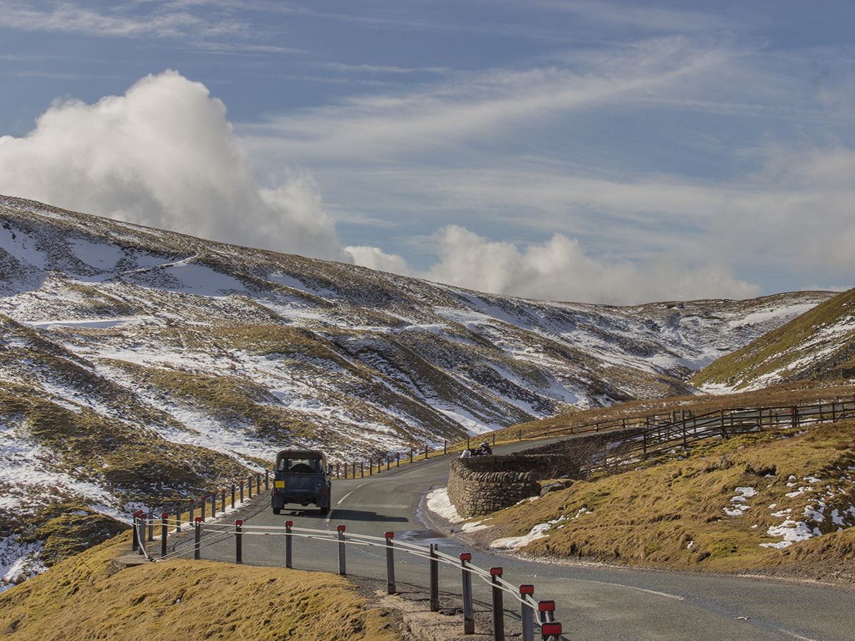 Buttertub Pass Yorkshire