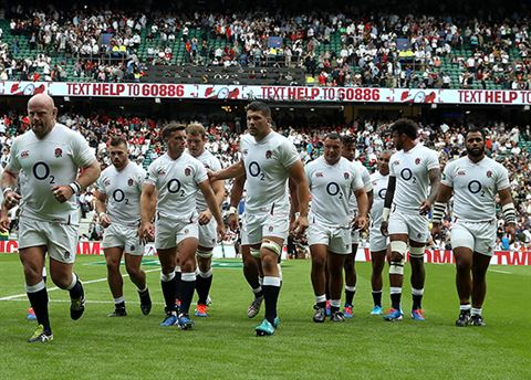 Win a signed England Rugby shirt