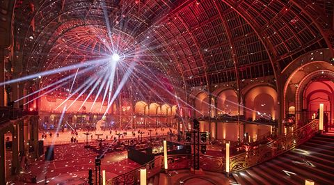 Le Grand Palais de Glaces, Paris