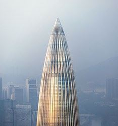 China Resources Headquarters, Shenzhen, China