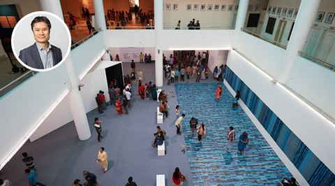 Dhaka Art Summit, Bangladesh