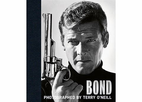 Win a copy of Bond: Photographed by Terry O'Neill