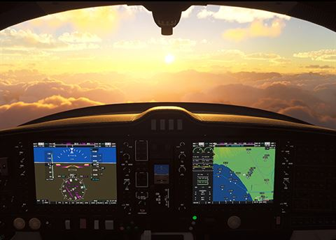 Head into the skies with Microsoft Flight Simulator