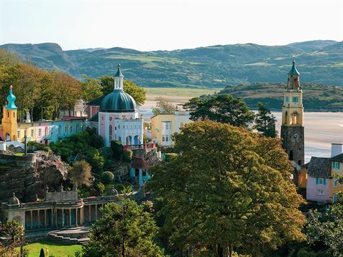 Brecon Beacons to Portmeirion, Wales