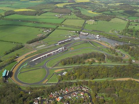 Brands Hatch, Kent, UK