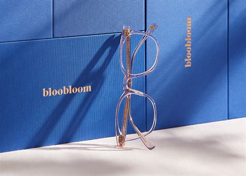 Gt 15 per cent off your next pair of designer glasses with Blooboom