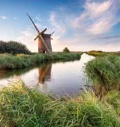 13 Norfolk Broads