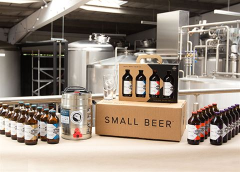 Win six months' worth of Small Beer, delivered to your door
